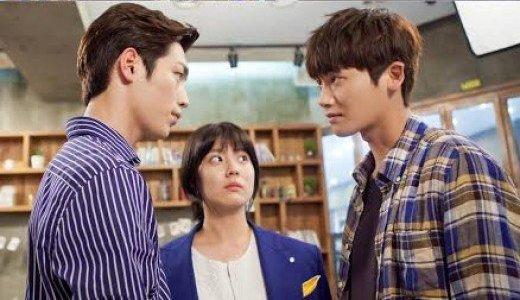 Park Hyung Sik x Seo Kang Joon smp