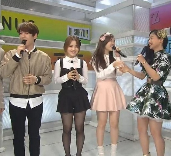 baekhyun-de-exo-criticado-por-su-reacci-n-al-triunfo-de-hi-suhyun-en-inkigayo-sobre-kyuhyun-de-super-junior
