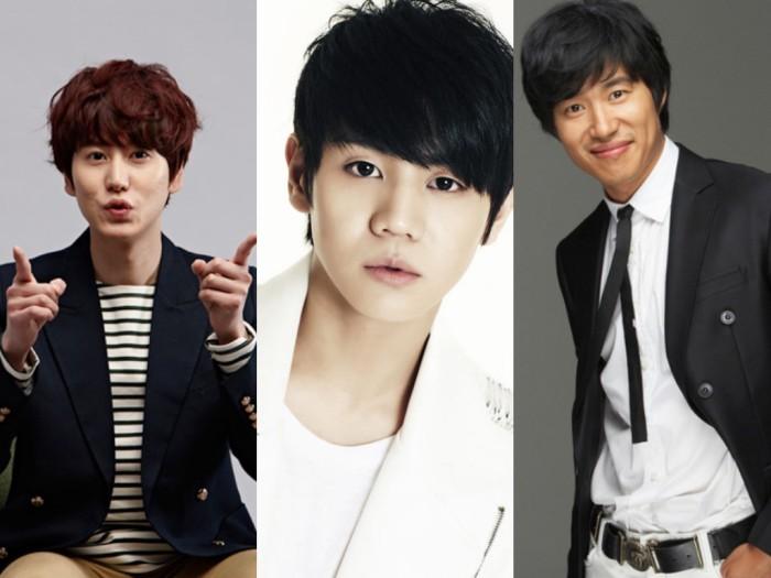 Kyuhyun-de-Super-Junior-Yoseob-de-BEAST-y-Yoo-Joon-Sang-participaran-en-el-musical-Robin-Hood
