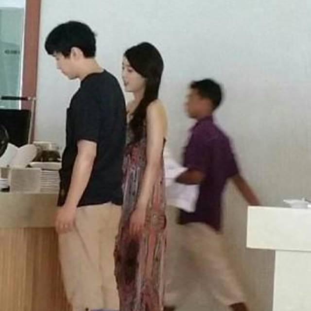 Fotos de SungMin e Kim Sa Eun em lua de mel são divulgadas 5