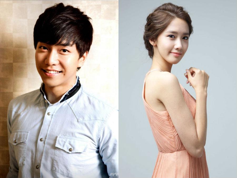 Lee Seung Gi Yoona incontri 2014