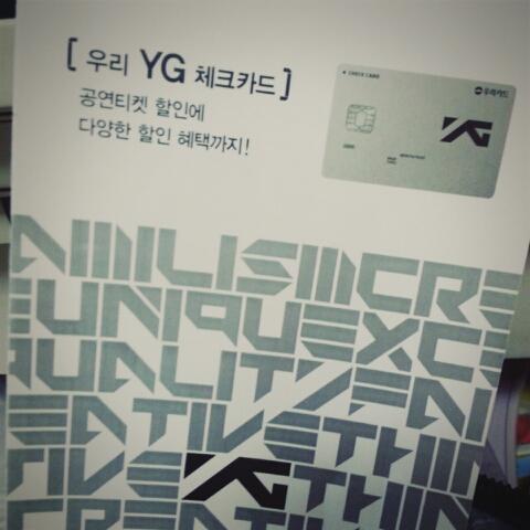 Cartão YG