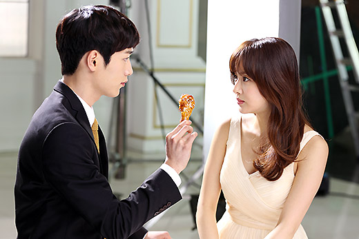 Seo Kang Jun e Kang So Ra 3