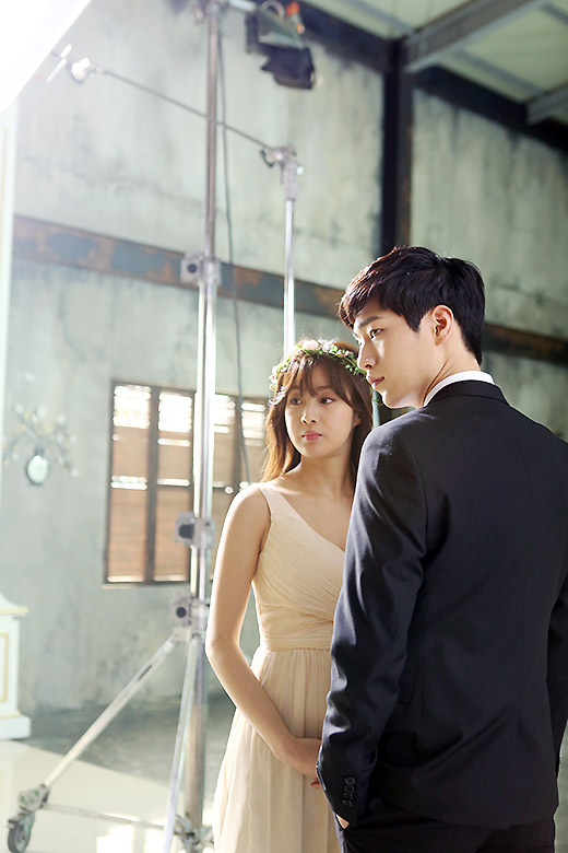 Seo Kang Jun e Kang So Ra 4